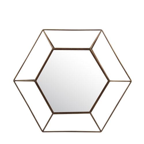 Iron Medium Wall Mirror