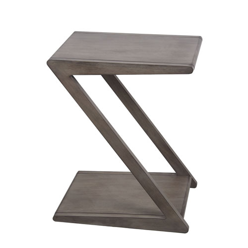 Stone Wash Z Side Table
