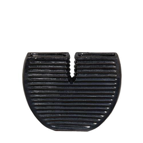 Black Large Ceramic Vase