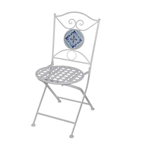 Tile Folding Chair