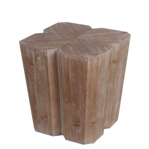 Privilege Wood Stool