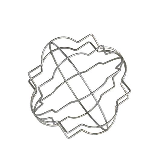 Silver Large Metal Ball