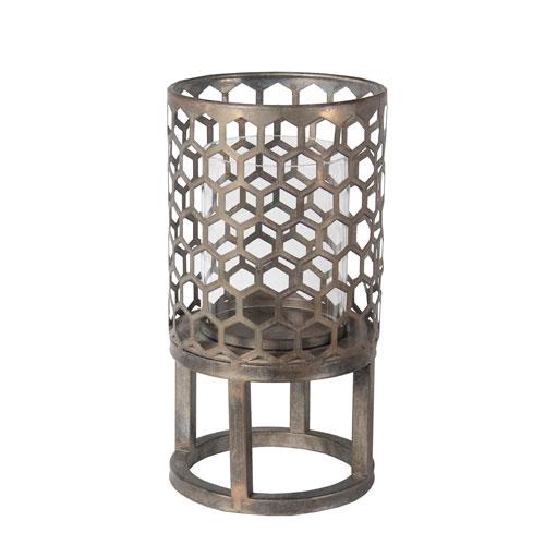 Small Iron Candle Lantern