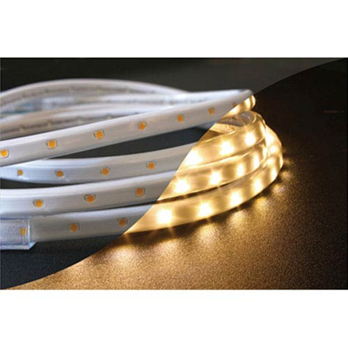 Tape Rope Hybrid Warm White 158.5-Inch LED Light Kit