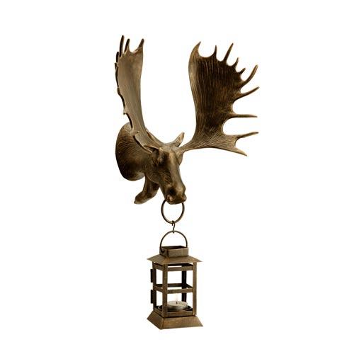 Moose Wall Mounted Lantern