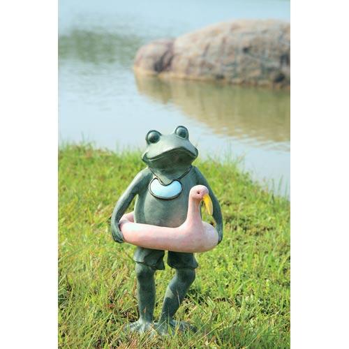 Beach Buddy Frog