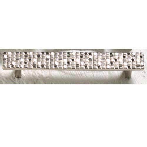 Italian Designs Group-Mosaic Satin Nickel Pull