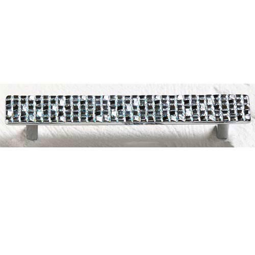 Schaub & Company Italian Designs Group-Mosaic Polished Chrome Pull