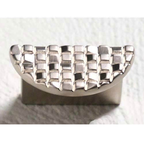 Italian Designs Group-Mosaic Satin Nickel Knob