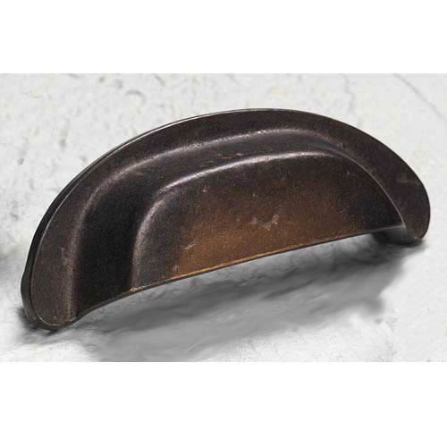 Cast Bronze Mountain Antique Bronze Cup Pull
