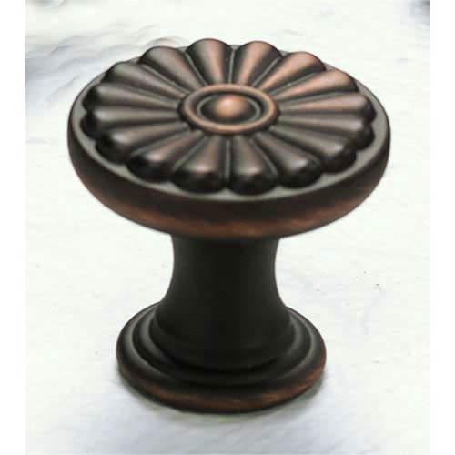 Montcalm Michelangelo Bronze Round Knob
