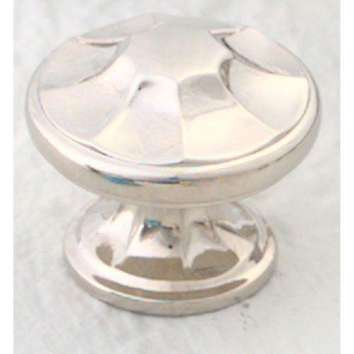 Empire Designs Polished Nickel Knob
