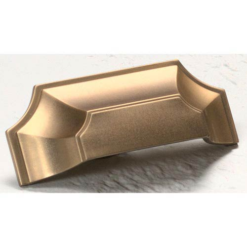 Empire Designs Brushed Bronze Cup Pull