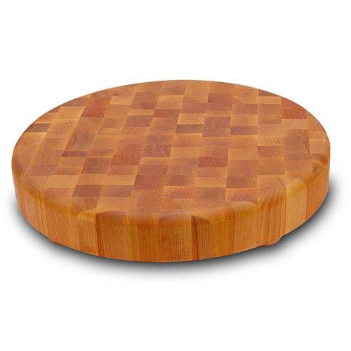 Catskill Craftsmen, Inc. Round Slab Cutting Board