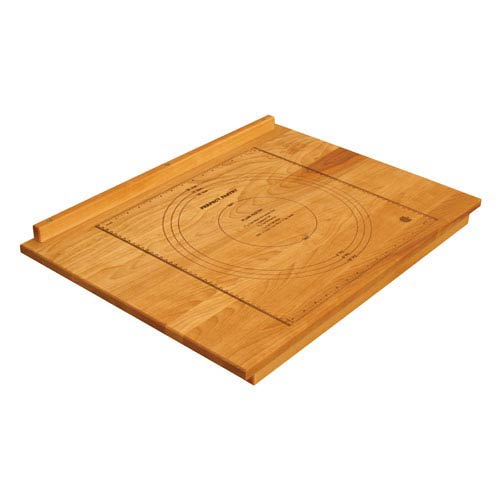 Deluxe Over-The-Counter-Edge Pastry  Cutting Board