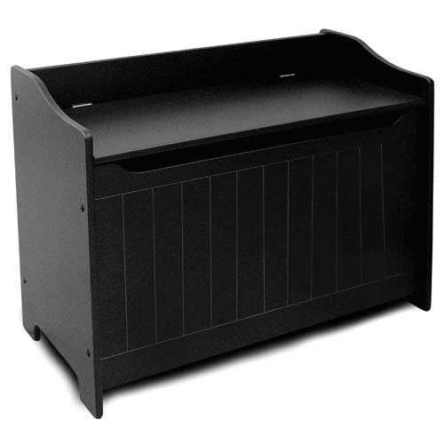 Black Storage Chest