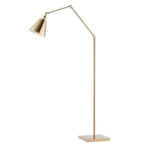 Library Heritage One-Light Floor Lamp