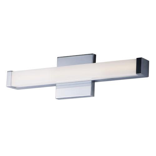 Spec Vanity Polished Chrome 18-Inch LED Bath Bar