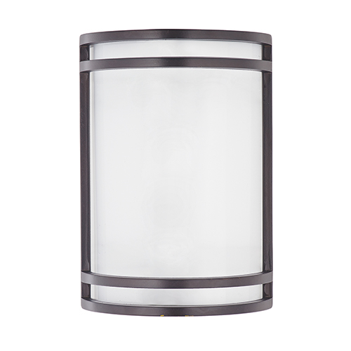 Linear LED Bronze Seven-Inch LED Wall Sconce