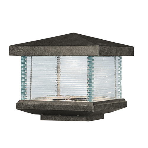Triumph VX LED Earth Tone 10-Inch One-Light Outdoor Lantern