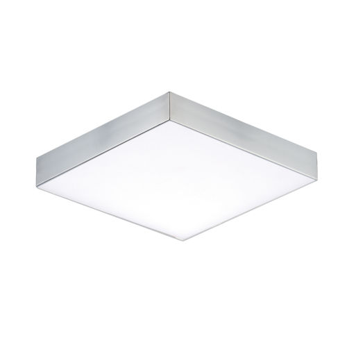 Trim Polished Chrome One-Light 5-Inch ADA LED Flush Mount