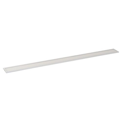 Maxim Lighting International Wafer LED Long White 48-Inch Energy Star Flush Mount