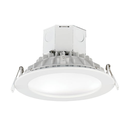 Cove White 6-Inch 3000K LED Recessed Downlight Title 24