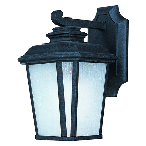 Radcliffe LED E26 Black Oxide Seven-Inch One-Light Outdoor Wall Mount