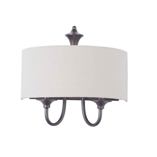 Bongo Oil Rubbed Bronze One-Light Wall Sconce