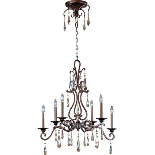 Chic Six-Light Chandelier