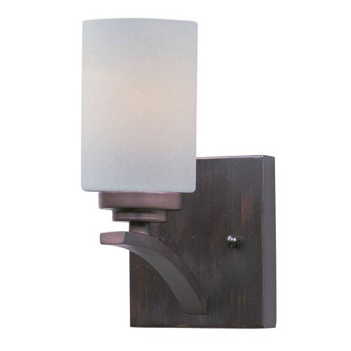 Maxim Lighting International Deven Oil Rubbed Bronze One-Light Wall Sconce