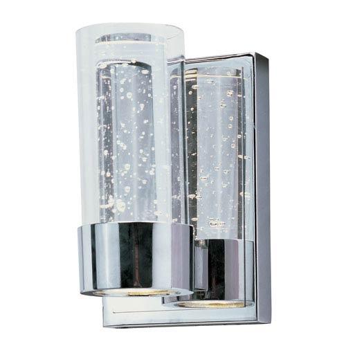 Maxim Lighting International Sync Polished Chrome LED Bath Vanity