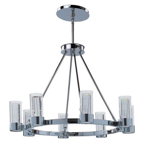 Maxim Lighting International Sync Polished Chrome 16-Light LED Single-Tier Chandelier