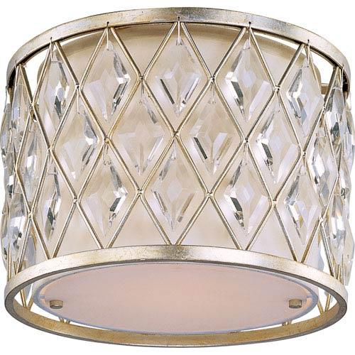 Maxim Lighting International Diamond One-Light Flush Mount