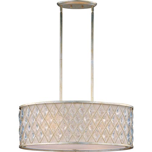 Maxim Lighting International Diamond Four-Light Pendant