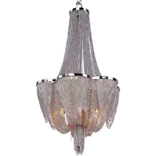 Maxim Lighting International Chantilly Six-Light Chandelier