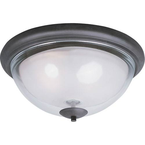 Maxim Lighting International Bayview Three-Light Flush Mount