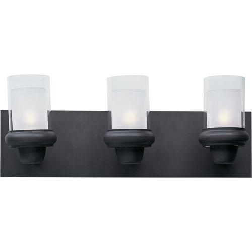 Maxim Lighting International Bayview Three-Light Bath Vanity