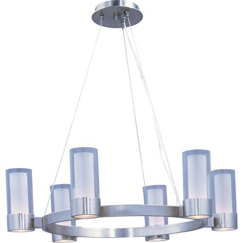 Maxim Lighting International Silo Six-Light Chandelier