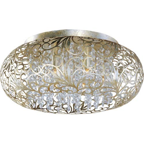 Maxim Lighting International Arabesque Seven-Light Flush Mount