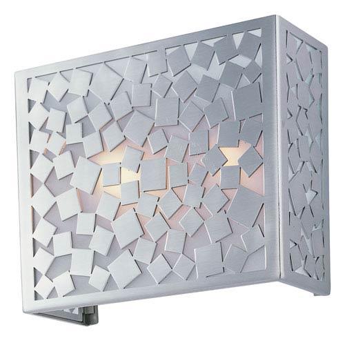 Maxim Lighting International Matrix Satin Nickel Two-Light Wall Sconce