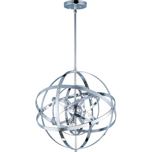 Maxim Lighting International Sputnik Six-Light Pendant