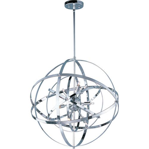Maxim Lighting International Sputnik Nine-Light Pendant
