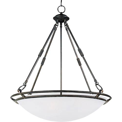Maxim Lighting International Bronze Stratus Five-Light Pendant
