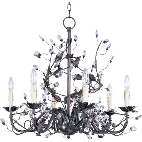 Elegante Six-Light Chandelier