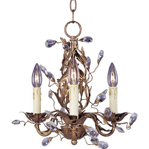Maxim Lighting International Elegante Three-Light Chandelier
