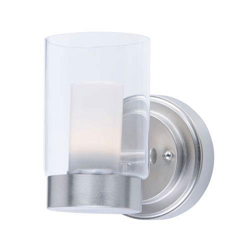 Maxim Lighting International Mod Satin Nickel LED Bath Sconce