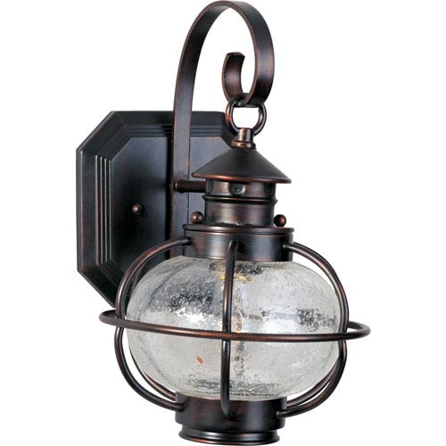 Portsmouth Small One-Light Outdoor Wall Mount