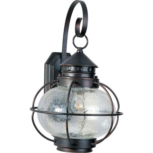 Portsmouth Medium One-Light Outdoor Wall Mount