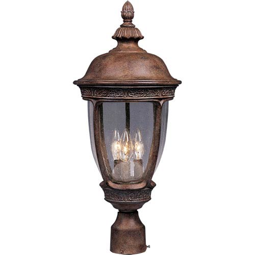Knob Hill Sienna Large Outdoor Post Mount